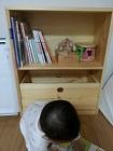絵本棚 手作り 家具